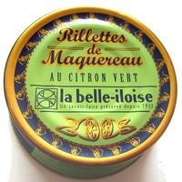 Rillettes de maquereau au citron vert - Product - fr