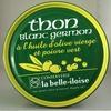 Thon blanc germon à l'huile d'olive vierge et poivre vert - Produit