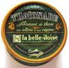 Thoïonade- Mousse de thon aux olives et aux câpres - Produit