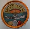 émietté de thon à la marie-galante - Product