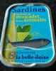 Sardine au muscadet - Product