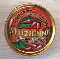Emietté de thon à la Luzienne - Produit