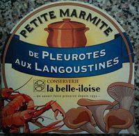 Petite Marmite De Langoustines Aux Pleurotes - Product