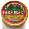 Rillettes de Thon à la Parmesane - Produit