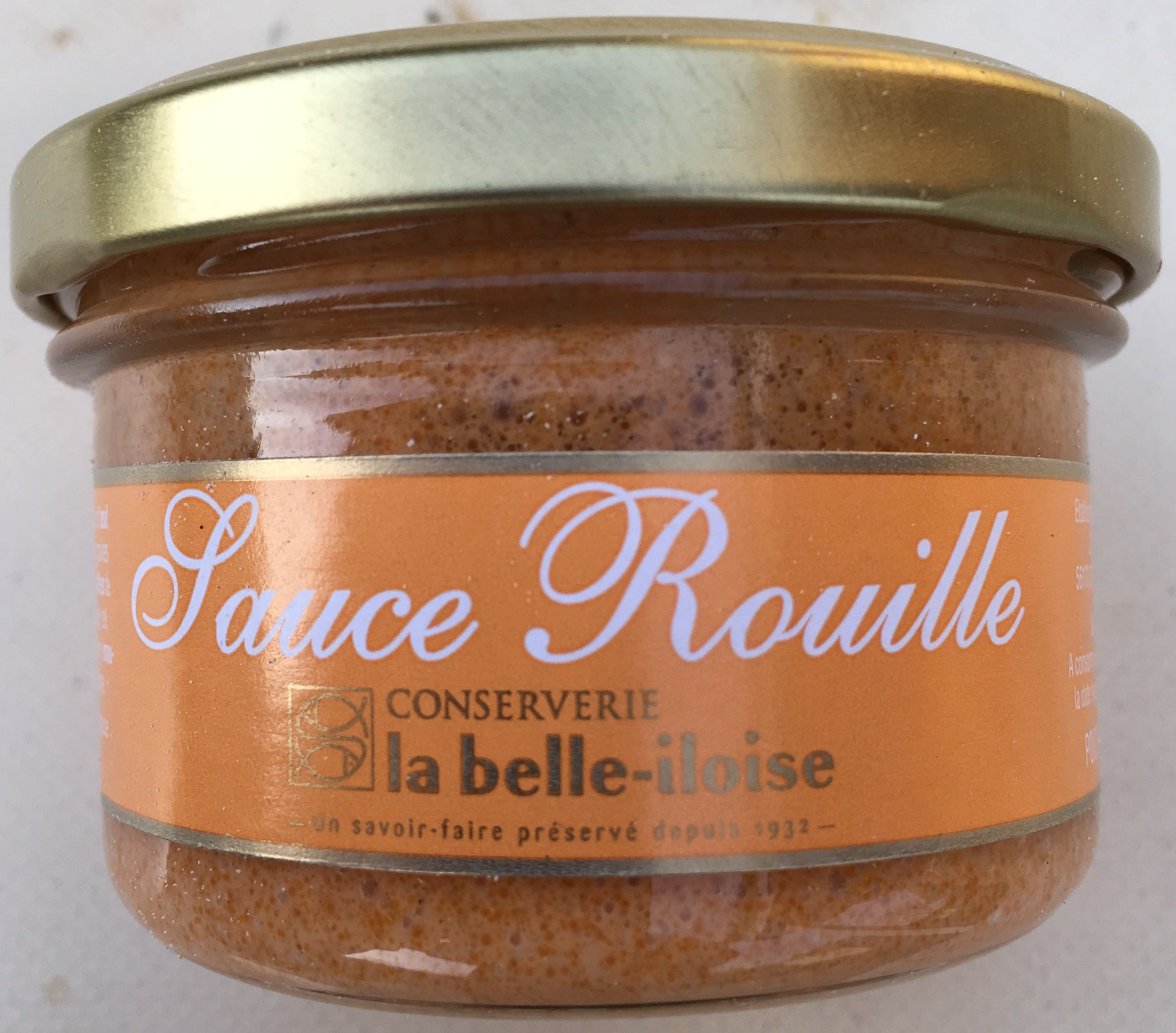 Sauce rouille - Product