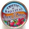 Emietté de maquereau aux graines de paradis - Produit