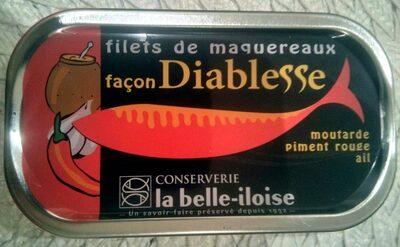 Filets de maquereaux façon Diablesse - Product - fr