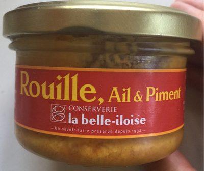 Rouille Ail et Piment - Product