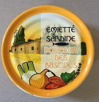 Emietté de Sardine Douceur des Bastides - Product