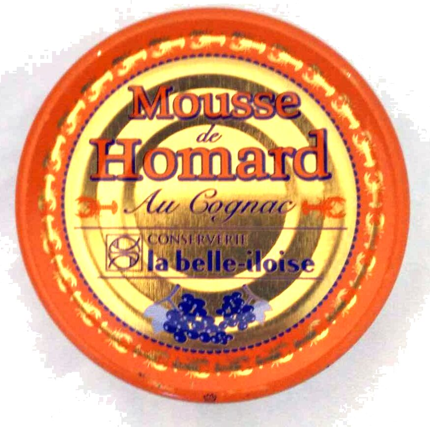Mousse de homard au Cognac - Product - fr