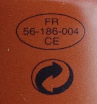 Mousse de homard au Cognac - Recyclinginstructies en / of verpakkingsinformatie - fr