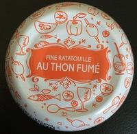 Fine ratatouille au thon fumé - Produit