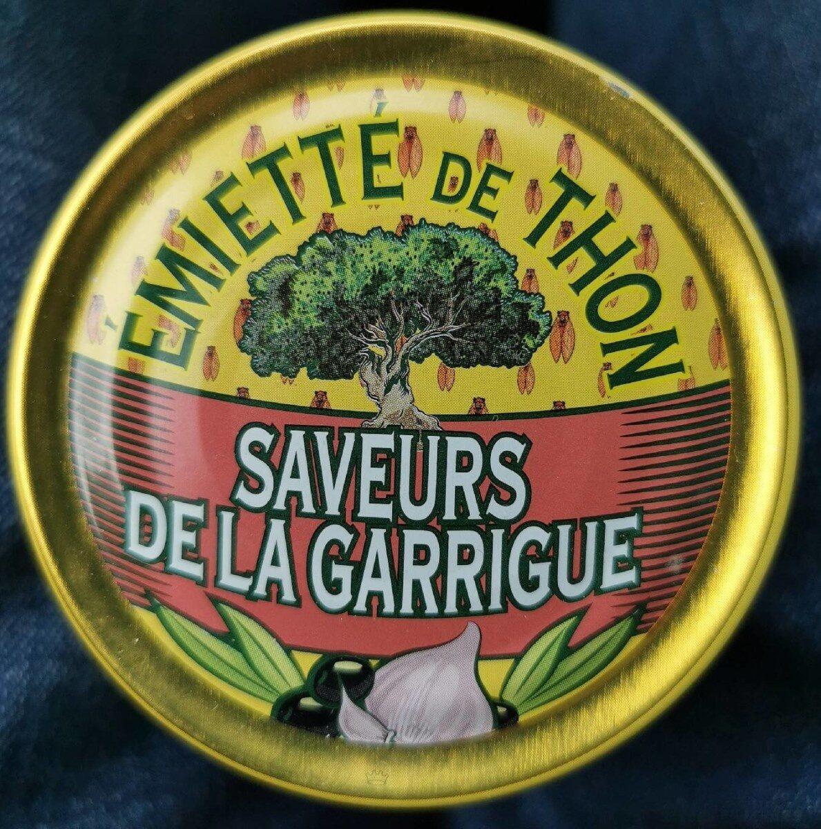 Émietté de thon Saveurs de la Garrigue - Prodotto - fr