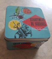 Assortiment de sardines - Prodotto - fr