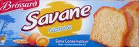 Savane Gateau yaourt Nature - Produit - fr