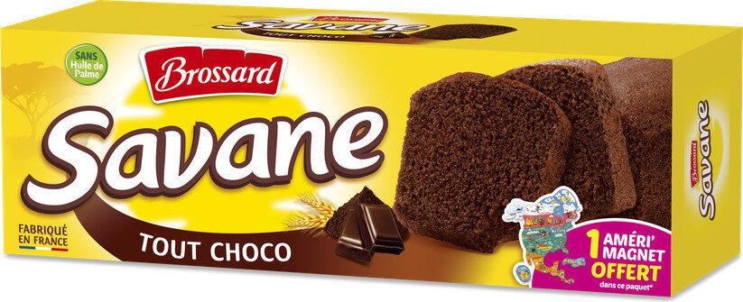 Savane tout choco - Product - fr