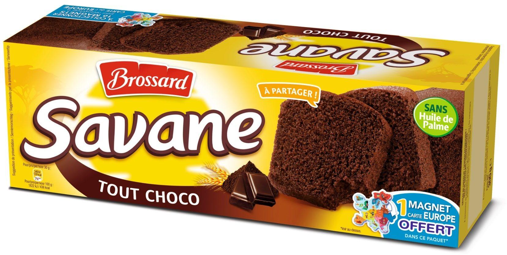 Savane Tout Choco - Product