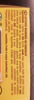 Savane pocket chocolat x 7 189g - Ingrediënten - fr