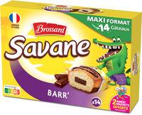 Savane Pocket x 14 Barr - Product - fr