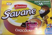 Savane Chocolat x14 - Produit - fr