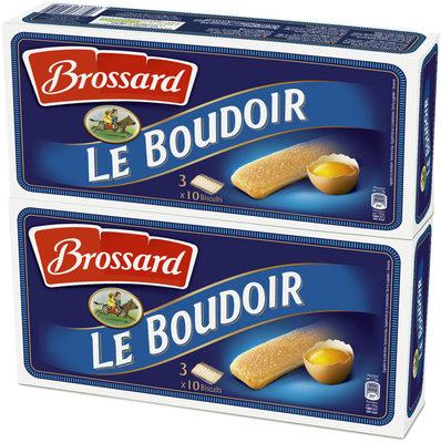Le Boudoir Lot de 2 x 30 - Produit - fr