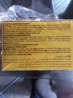 Brossard Savane Gâteau marbré Le Classique chocolat les 2 paquets de 300 g - Ingrédients - fr