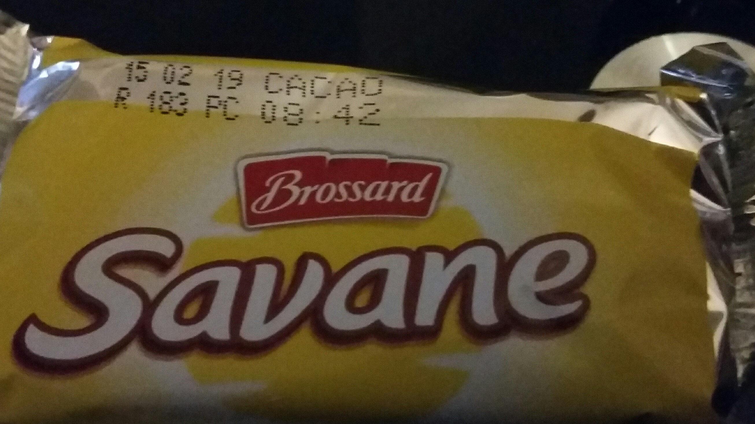 Savane fourrage Cacaoté Noisette - Product