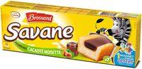 Savane Pocket Fourrage Cacaoté Noisette - Product