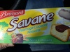 Savane fourrage Cacaoté Noisette - Product