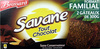 Brossard Savane tout chocolat - Produit