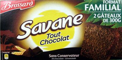Brossard Savane tout chocolat - Produit - fr