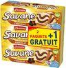 Savane Le Classique Chocolat 2 +1 offert - Produit