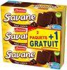 Savane Tout Chocolat 2 +1 offert - Produit