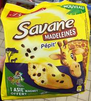 Savane Madeleines Pépit' - Produit - fr