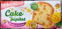 Cake aux pépites Mangue & Passion - Product - fr