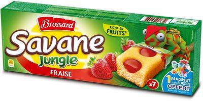 Savane jungle Fraise - Product - fr
