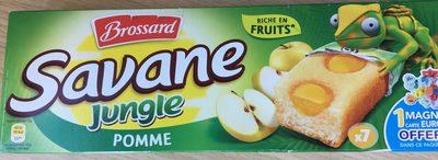Savane Jungle Pomme - Product