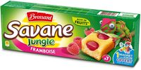 Savane Jungle Framboise - Produit - fr