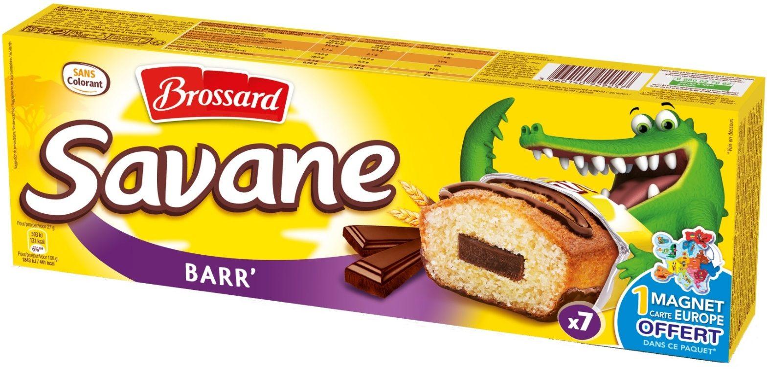 Savane Barr' - Produit - fr