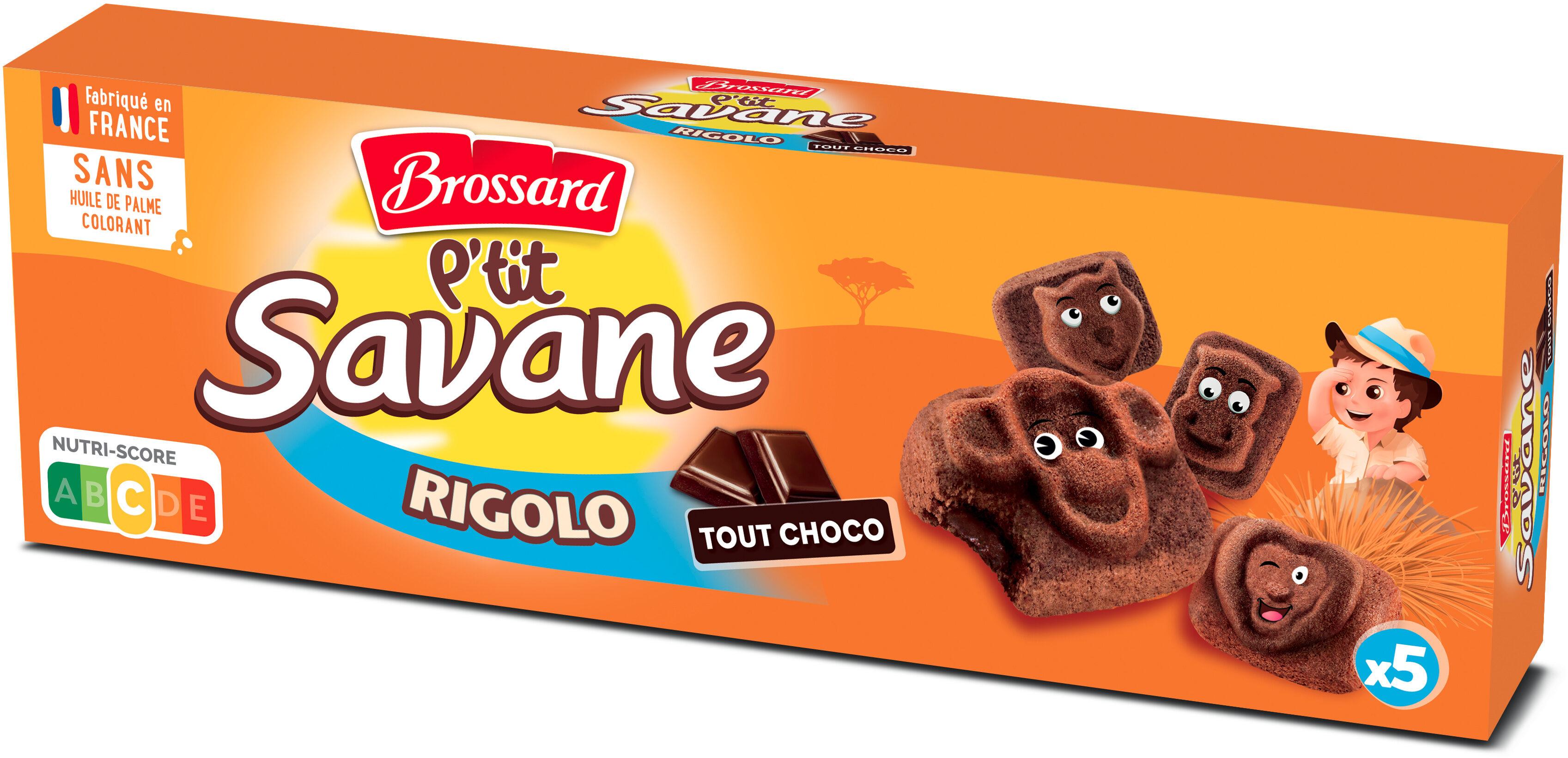 P'tit Savane Rigolo Tout Chocolat - Produit - fr