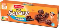 P'TIT SAVANE TOUT CHOCOLAT - Produit - fr