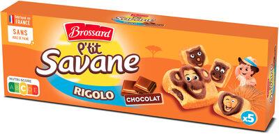 P'tit Savane Rigolo Chocolat - Produit - fr
