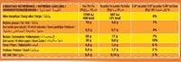 P'tit Savane Chocolat - Informations nutritionnelles - fr