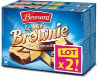 Le Mini Brownie Duo de Chocolats - Product - fr