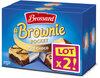 Brossard-lot2 mini brownie duo choco x8 - Prodotto