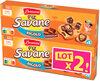 Lt2 p'tit savane rigolo chocolat 150g - Prodotto