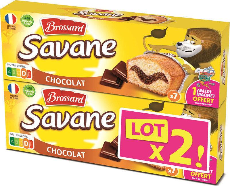 SAVANE POCKET CHOCOLAT - Product - fr