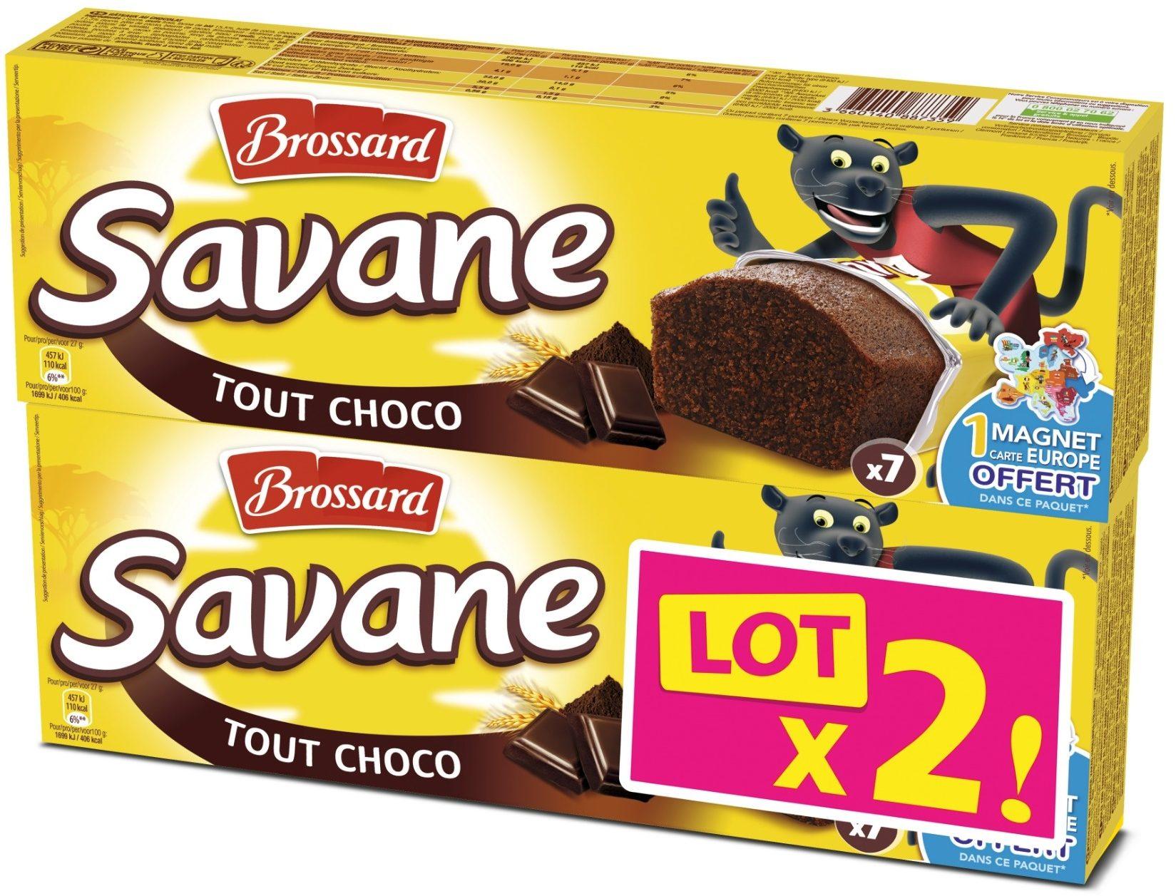 Savane Tout Chocolat - Product - fr