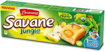 Savane Jungle Poire - Produit - fr