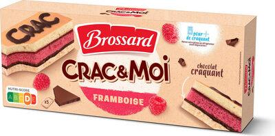 CRAC & MOI FRAMBOISE - Produit - fr